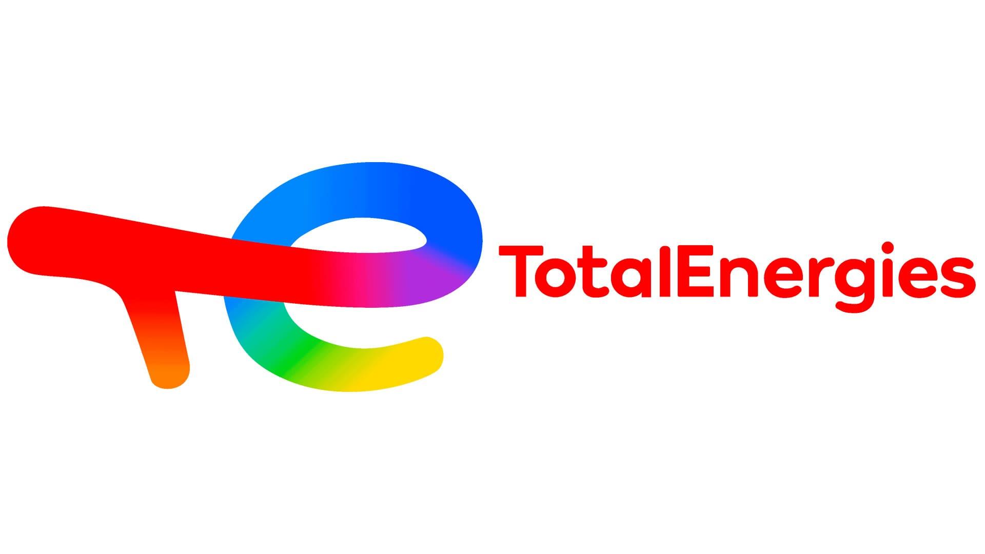 logo total énergie